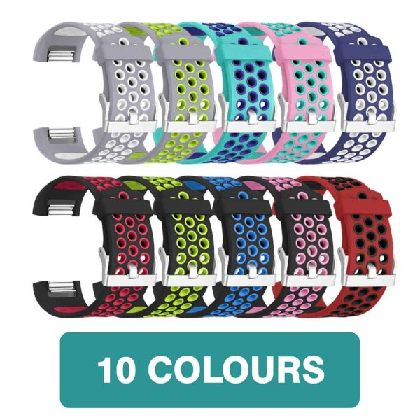 Fitbit-Charge2-Silicone_Nike Watch Strap