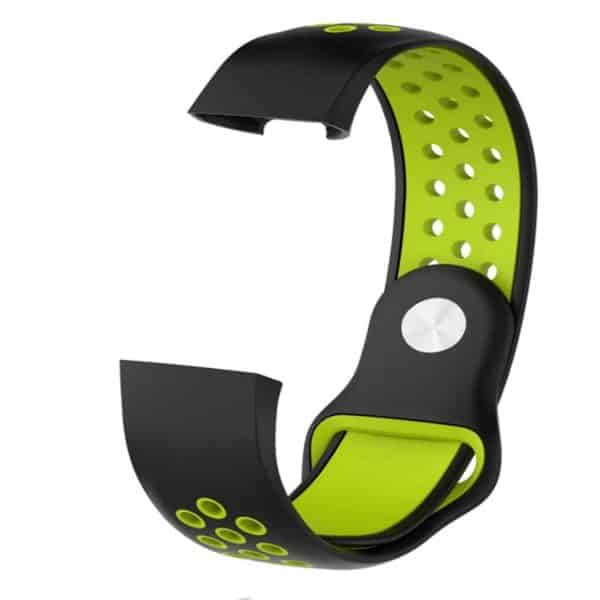 Fitbit Charge3 Breathable Strap Silicone Strap