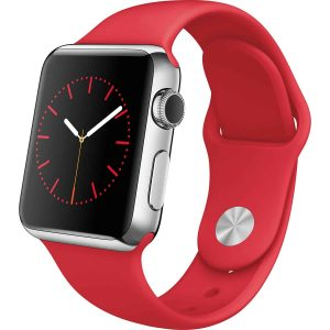 Apple Strap Silicone
