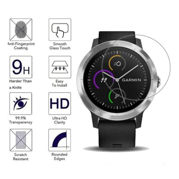 Garmin Vivoactive 3 Screen Protector | Smart Watch Screen Protector
