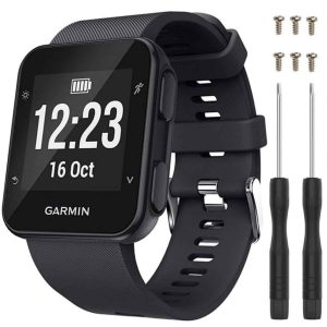 Garmin Forerunner 35 Strap | Garmin Replacement Band | MyWatchStore