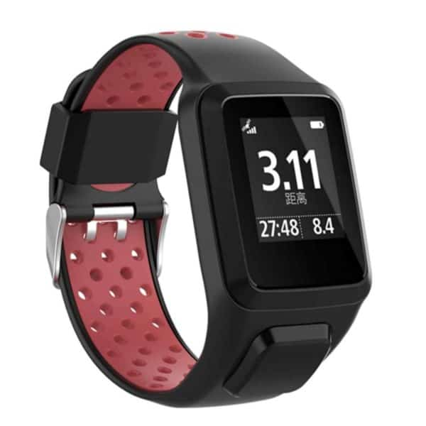 TomTom Runner Replacement Watch Strap | Double Pin Watch Band