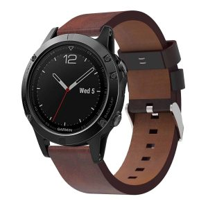 Garmin Forerunner Leather Strap